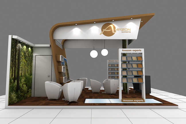 Property Exhibition Stall Design : Design hub